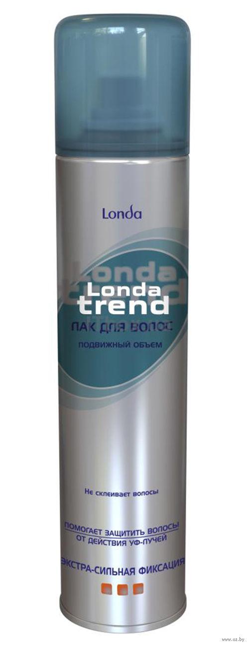 Лак для волос londa trend купить