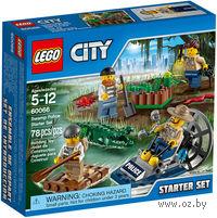 """LEGO. City. """"Новая Лесная Полиция"""""""