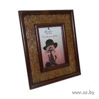 Рамка для фото деревянная (20*25 см, арт. YPX2228-3)