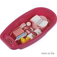 Ванна для куклы с аксессуарами