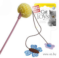 Дразнилка для кошек на стеке (45 см; арт. 75266)
