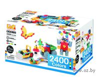 "Конструктор ""LaQ. Basic 2400 Colors"" (2400 деталей)"