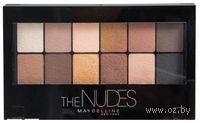 """Палетка теней для век """"The Nudes"""" (9,6 г)"""