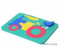 "Развивающая игрушка ""Мозаика. Трактор"""