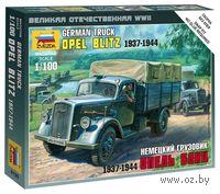 Немецкий грузовик