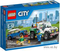 """LEGO. City. """"Буксировщик автомобилей"""""""