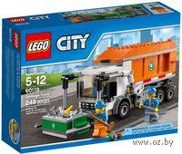 "LEGO. City. ""Мусоровоз"""