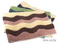 Коврик для ванной текстильный (50х80 см; арт. S-7311)