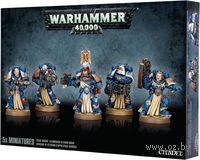 "Миниатюра ""Warhammer 40.000. Space Marine Sternguard Veteran Squad"" (48-19)"