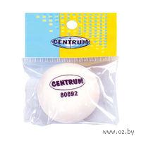 Ластик белый круглый (30 мм)