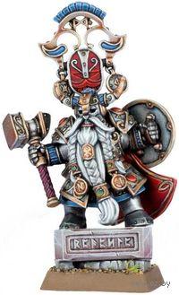 "Миниатюра ""Warhammer FB. Dwarf Belegar Ironhammer"" (84-15)"