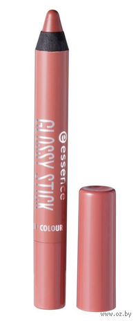 "Помада-карандаш для губ ""Glossy stick"" (тон: 02)"