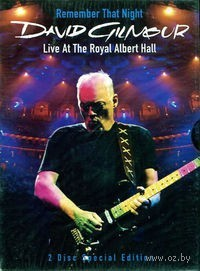 David Gilmour: Remember That Night - Live At The Royal Albert Hall (2 DVD)