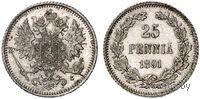 25 пенни 1891 L
