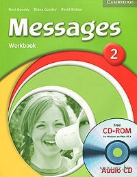 Messages 2: Workbook (+ CD). Диана Гуди, Ноэль Гуди, Девид Болтон