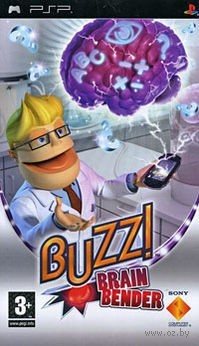 Buzz! Brain Bender (PSP)