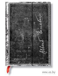 """Записная книжка Paperblanks """"Альберт Эйнштейн. Специальная теория относительности"""" в линейку (формат: 130*180 мм, средний)"""