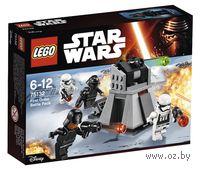 """LEGO. Star Wars. """"Боевой набор Первого Ордена"""""""