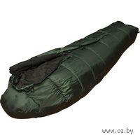 """Спальный мешок одноместный """"Legionere 150"""" (зеленый)"""