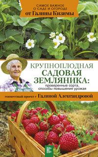 Крупноплодная садовая земляника. Лучшие сорта и современные технологии выращивания