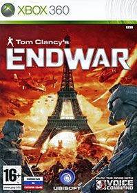 Tom Clancy`s EndWar (Xbox 360)