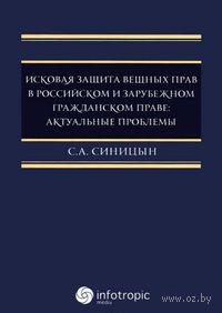 Исковая защита вещных прав в российском и зарубежном гражданском праве. Актуальные проблемы