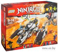 """LEGO Ninjago """"Внедорожник с суперсистемой маскировки"""""""