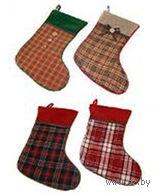 Носок новогодний текстильный (39 см)