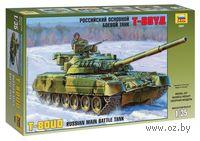 Основной боевой танк Т-80УД (масштаб: 1/35)