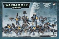 "Набор миниатюр ""Warhammer 40.000. Space Wolves Pack"" (53-06)"