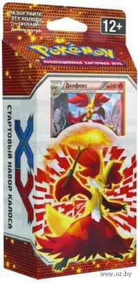 Pokemon XY. Калос Делфокс (Стартовый набор)