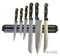 Вешалка настенная магнитная для ножей (55 см)