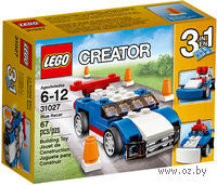 """LEGO. Creator. """"Синий гоночный автомобиль"""" (багги/снегоочиститель)"""