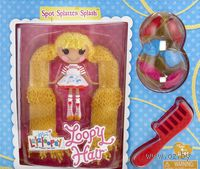 "Кукла ""Lalaloopsy Mini. Смешные кудряшки. Художница"""