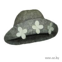 Шляпа для сауны
