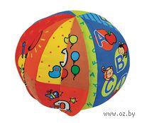 """Развивающая  игрушка """"Говорящий мяч"""" (со звуковыми эффектами)"""