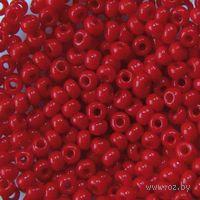 Бисер №93190 (красный)