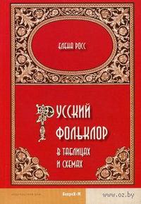Русский фольклор в таблицах и схемах. Елена Росс