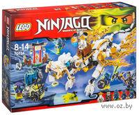 "LEGO. Ninjago. ""Дракон Мастера Ву"""