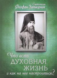 Что есть духовная жизнь и как на нее настроиться?. святитель Феофан  Затворник Вышенский