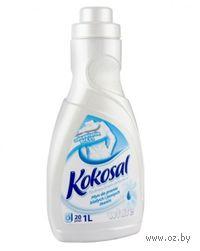 Жидкое средство для стирки Kokosal White для автоматической стирки (1 л)