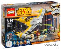 """LEGO. Star Wars. """"Истребитель Набу"""""""