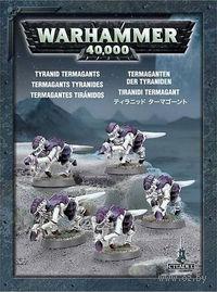 """Набор миниатюр """"Warhammer 40.000. Tyranid Termagants"""" (35-26)"""
