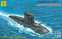 "Подводная лодка ""Варшавянка"" (масштаб: 1/400)"