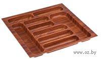 Лоток для кухонных принадлежностей пластмассовый (480х460х45 мм)