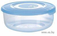 Контейнер пластмассовый термостойкий круглый (1 л)