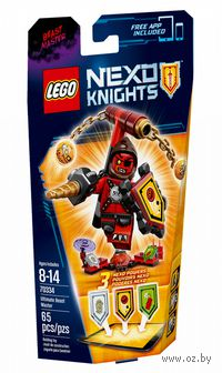 """LEGO Nexo Knights """"Предводитель монстров - Абсолютная сила"""""""