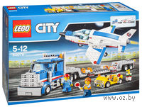 """LEGO. City. """"Транспортер для учебных самолетов"""""""
