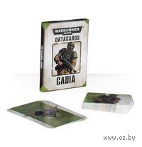 "Набор ""Warhammer 40.000: Datacards: Cadia"""