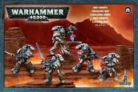"Набор миниатюр ""Warhammer 40.000. Grey Knights Strike Squad/Purgation Squad/Interceptor Squad/Purifiers"" (57-08)"